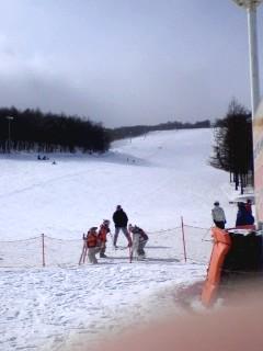 えぼし蔵王スキー場