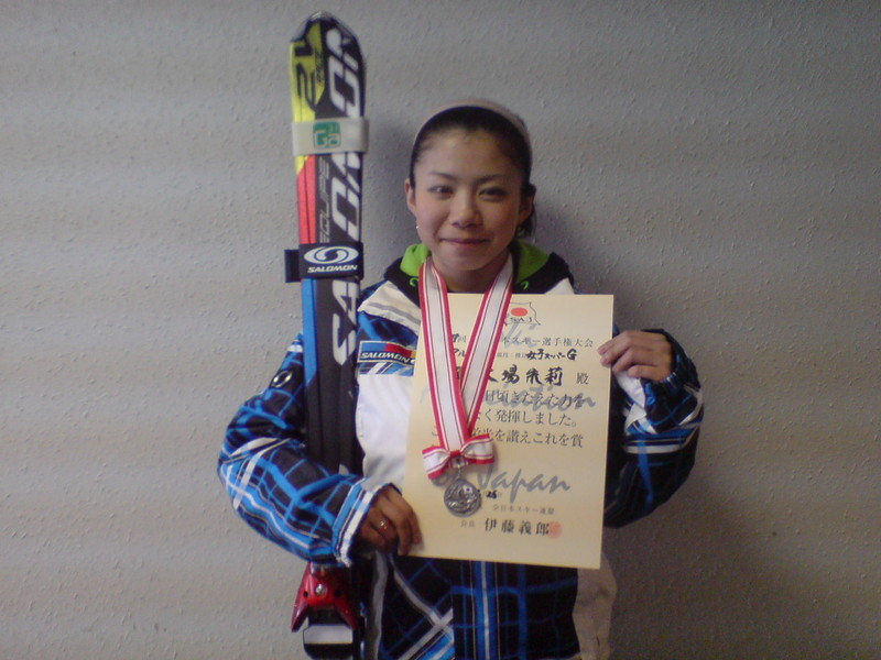 全日本選手権女子スーパーG