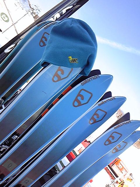 salomon new ski
